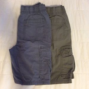 Boys Children's Place size 10 cargo shorts